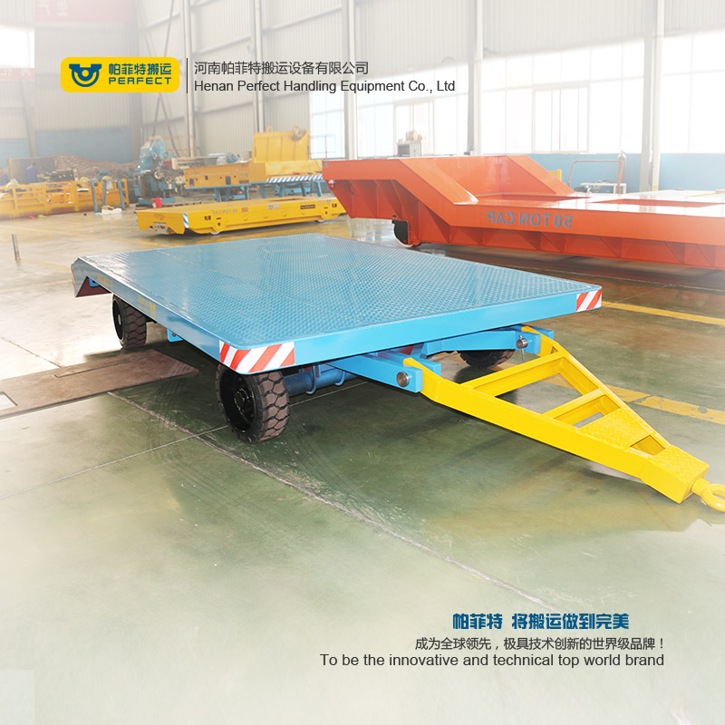 1-150 ton towed  transfer cart , transfer cart for transport load goods