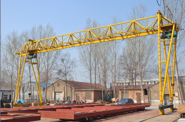 box-girder-gantry-crane