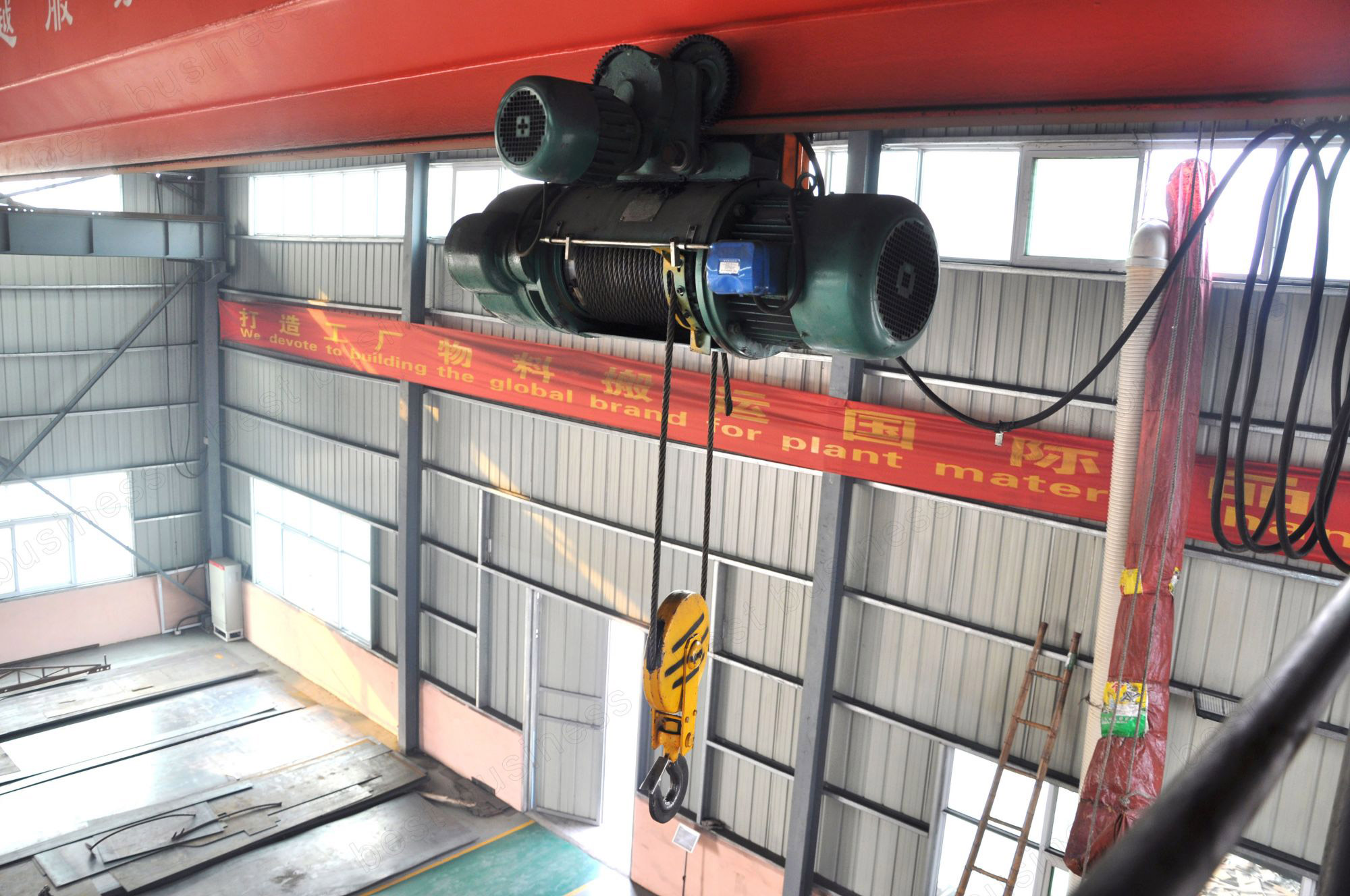 double-gantry-crane