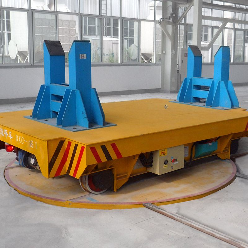 turntable-transfer-trolley
