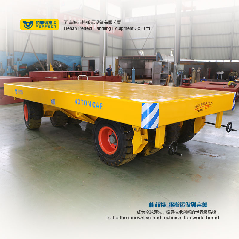 Factory Transfer Trailer